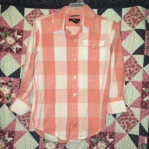 GapKids Casual Boys Button Up Shirt